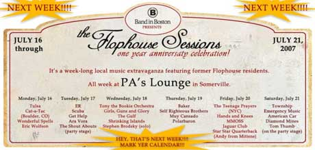 Flophouse 1 year