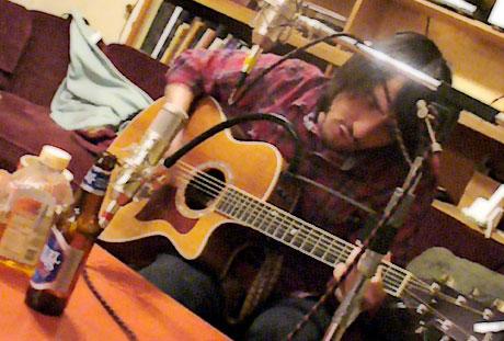 Wes Meek on Band in Boston