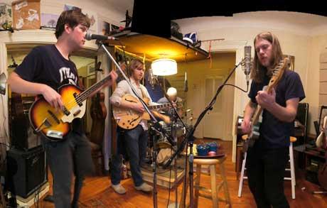Yankee Power on Band in Boston