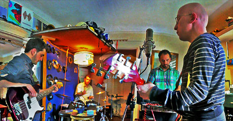 The Bynars on Band in Boston