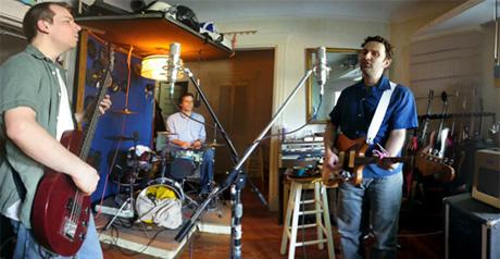 Choo Choo La Rouge on Band in Boston