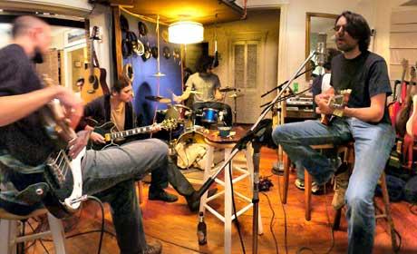 Dead Heart Bloom on Band in Boston
